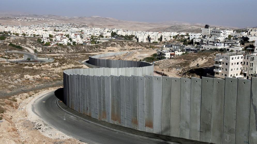 mauern-grenzen-israel-westjordanland